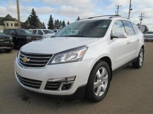 2016 Chevrolet Traverse LTZ AWD NAV LEATHER TOW PACKAGE PANORAMI