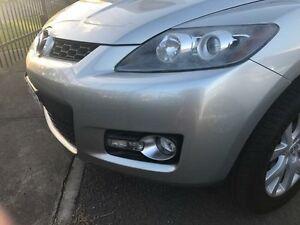 2007 Mazda CX-7 Silver Sports Automatic Wagon Sandgate Newcastle Area Preview
