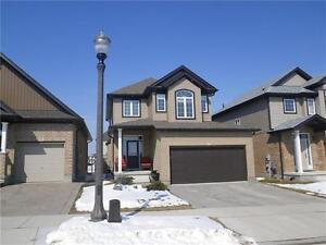 Brand new 3bdrm single house in Lackner wood, Kitchener East