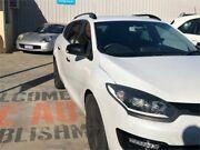 2015 Renault Megane K95 MY14 GT-Line Glacier White 6 Speed Automatic Wagon Mount Hawthorn Vincent Area Preview