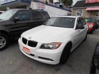 2008 BMW 323i Auto Leather Sunroof White  Only 9,9000km City of Toronto Toronto (GTA) Preview