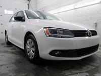 2011 Volkswagen Jetta BLANC SIÉGES CHAUFFANTS 77,000KM