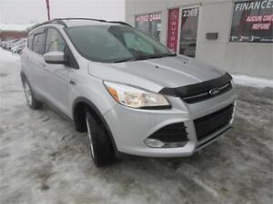 2013 Ford Escape SE / AWD / ECOBOOST/ BLUETOOTH