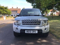 2010 Land Rover Discovery 4 HSE