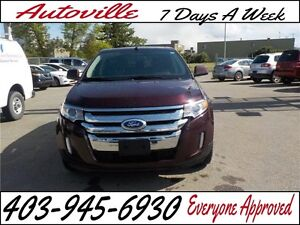 2011 Ford Edge Limited navi pano roof b cam everyone approved