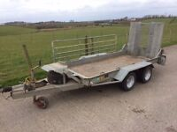 USED IFOR WILLIAMS GH94 PLANT TRAILER 2008