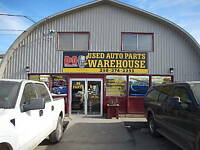 D&G Used Auto Parts Warehouse