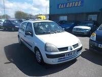 Renault Clio 1.5dCi Expression ONLY £30 A YEAR TAX