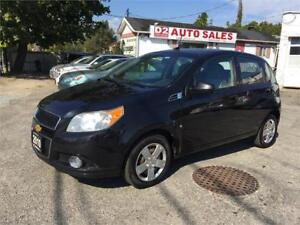 2010 Chevrolet Aveo LT/Sunroof/Pwr Options/Gas Saver/Certified