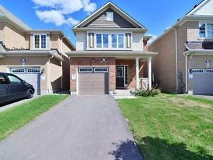 3+1 BR DETACHED HOME IN MILTON FOR RENT