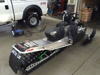 2009 Arctic cat M8LE