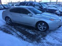 2009 Acura TL AWD-SH WITH TECH.PKG.