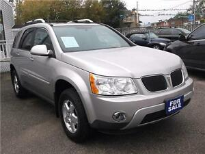 2007 PONTIAC TORRENT * POWER GLASS ROOF * POWER SEAT * LOADED *