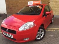 great first time car fiat punto!