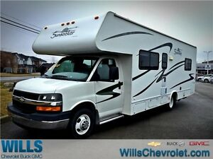 2005 SUNSEEKER BY FOREST RIVER CHEVROLET EXPRESS 3500