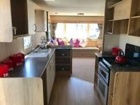 Static caravan for sale CONTACT BOBBY12 month season 3 bed north west morecambe