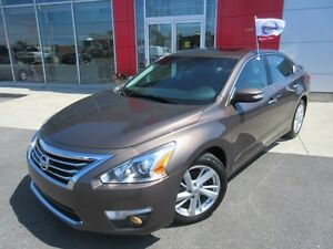 2013 NISSAN ALTIMA  2.5 SL TECH PKG NAVI BOSE CAMERA LEATHER S-R