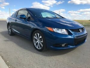 2012 Honda Civic SI 6 speed manual $10,900 obo