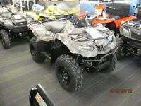 2015 Suzuki King Quad 400 ASI