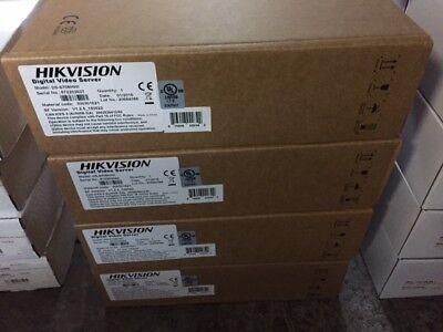 Ds-6708hwi Hikvision Digital Video Server 8 Ch H264 Dual Stream 960h-30fps Rs485