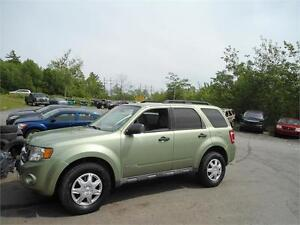 2008 ESCAPE ONLY 123000KM!!! NEW MVI!!! ONLY 4850$