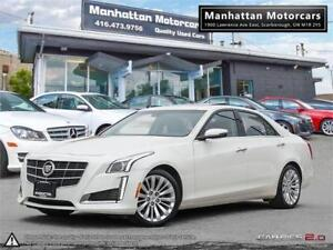 2014 CADILLAC CTS4 AWD 2.0T LUXURY |NAV|CAMERA|ROOF|WARRANTY