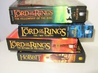 +++ The LORD of the RINGS & The HOBBIT +++ JRR TOLKIEN