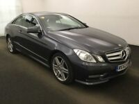 MERCEDES-BENZ E CLASS 2.1 E250 CDI BLUEEFFICIENCY S/S SPORT 2d AUTO 204 BHP (grey) 2013