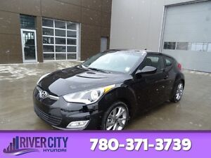 2016 Hyundai Veloster 6SPEED Accident Free,  Bluetooth,  A/C,