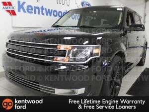 2016 Ford Flex Limited AWD, NAV, FOUR sunroofs, heated power lea