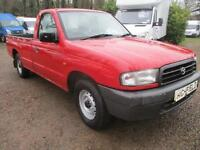 Mazda B2500 4X2 single cab pick NO VAT 1 OWNER FROM NEW