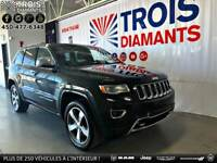 2016 Jeep Grand Cherokee OVERLAND*DIESEL*NAV*TOIT PANO*CRUISE AD Laval / North Shore Greater Montréal Preview