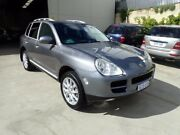 2004 Porsche Cayenne 9PA S Silver 6 Speed Sports Automatic Wagon Wangara Wanneroo Area Preview