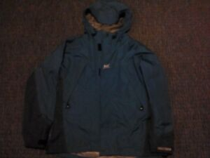Helly Hanson mens rain jacket (used)