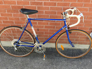 Vintage Competition 10 Speed Road Bike