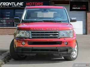 2007 Land Rover Range Rover Sport *One Owner, Accident Free*
