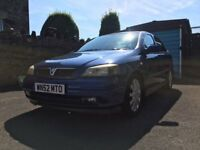 Vauxhall Astra SXI 1.6 - Excellent car considering it's age.