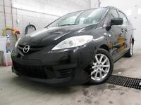 2009 Mazda 5 NOIR AUTOMATIQUE A/C MAGS 169,000KM