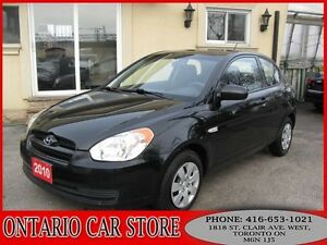2010 Hyundai Accent SE !!!CARPROOF CLEAN NO ACCIDENTS!!!