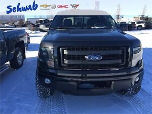 2014 Ford F-150 FX4, Touch Screen, Backup Camera, Bluetooth, USB