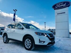 2018 Nissan Rogue SV, AWD, $199 Bi-Weekly! R/Start, H/Seats, 39,