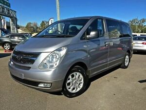 2012 Hyundai iMAX  Grey Automatic Van Wacol Brisbane South West Preview