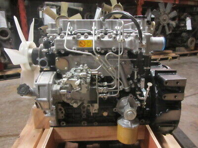 New Mitsubishi S4s Perkins 804d33 Diesel Engine