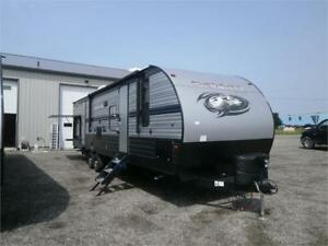 2019 FOREST RIVER CHEROKEE 294 BH LIMITED! 2 SLIDES! $33995!!
