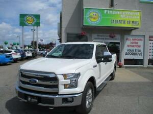 Ford F-150 4WD LARIAT 2016 ++WOW+FINANCEMENT+FACILE++