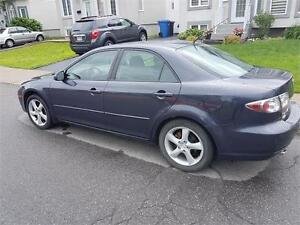 belle mazda6 2007 4cyl, A/C, Mags, cruise,