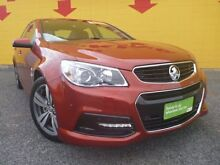 2014 Holden Commodore VF MY14 SV6 Red 6 Speed Sports Automatic Sedan Winnellie Darwin City Preview