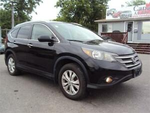 2013 Honda CR-V TOURING NAV LEATHER SUNROOF HEATED SEATS BACK UP