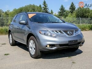 2014 Nissan Murano SV 4dr All-wheel Drive