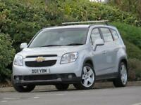 Chevrolet Orlando 2.0 VCDi ( 163ps ) auto 2011 MY LTZ 1 OWNER